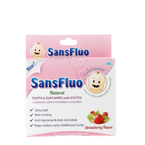 Load image into Gallery viewer, Sansfluo Tooth & Gum Wipes