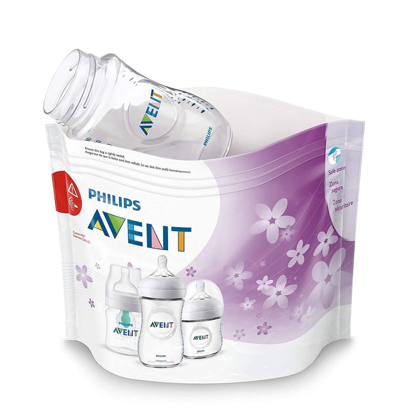 Philips Avent 5-pack Microwave Sterilizing Bags