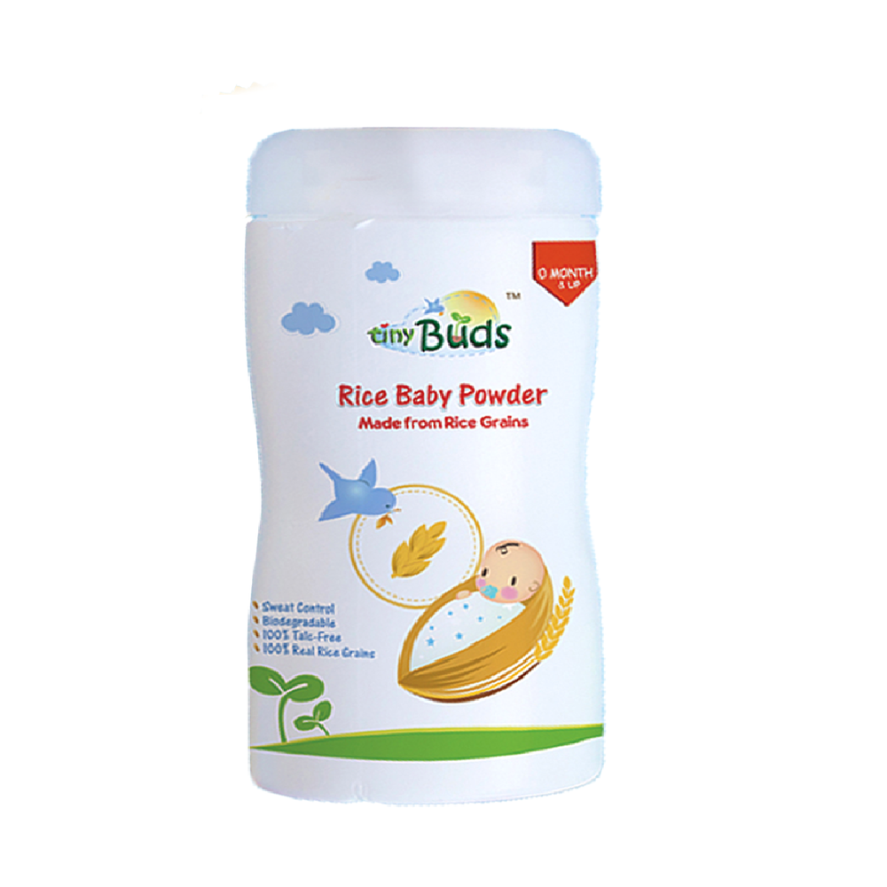 Tiny Buds Baby Powder Rice 70g