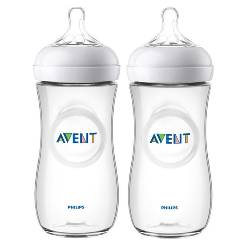 Philips Avent Natural Bottle 11oz Twin Pack