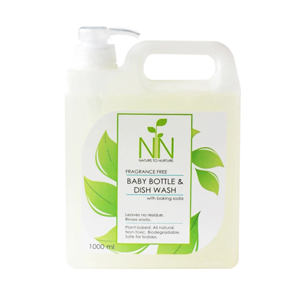 Nature To Nurture Baby Bottle & Dish Wash
