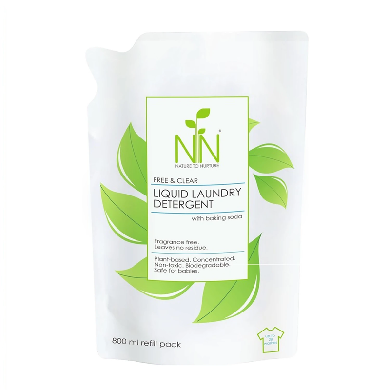 Nature To Nurture Liquid Laundry Detergent