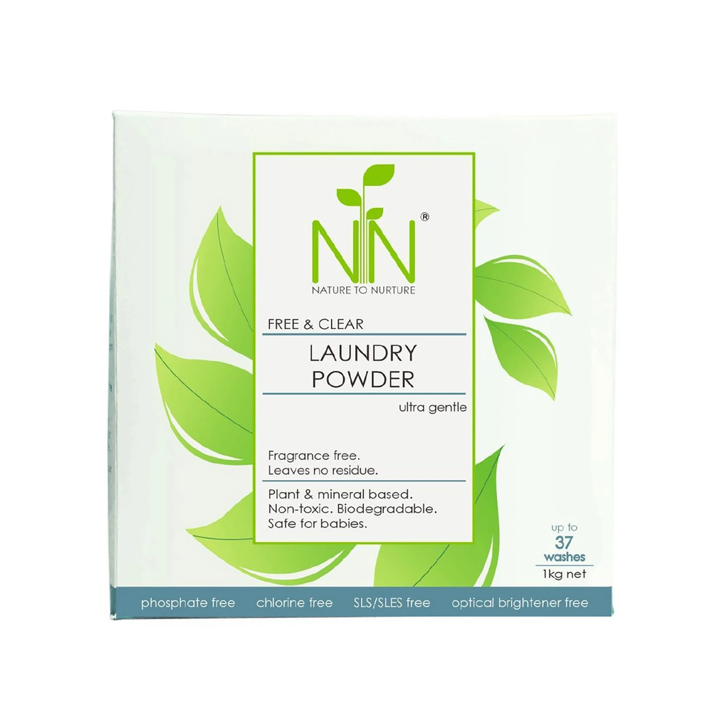 Load image into Gallery viewer, Nature To Nurture Laundry Powder 1kg