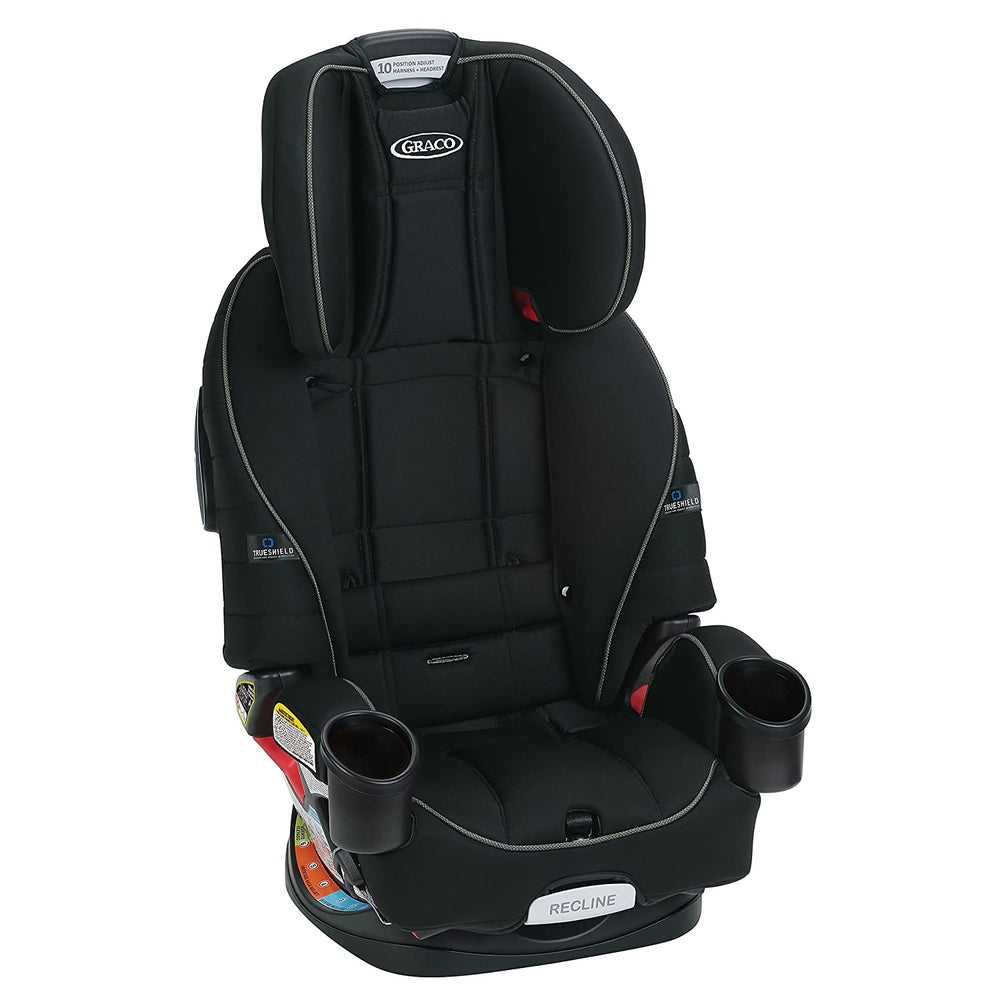 Graco 4Ever 4-in-1 Convertible Car Seat featuring TrueShield Technology