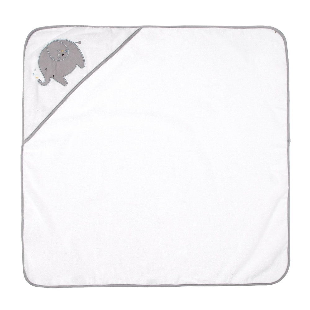 Load image into Gallery viewer, Bloom Basic Hooded Towel