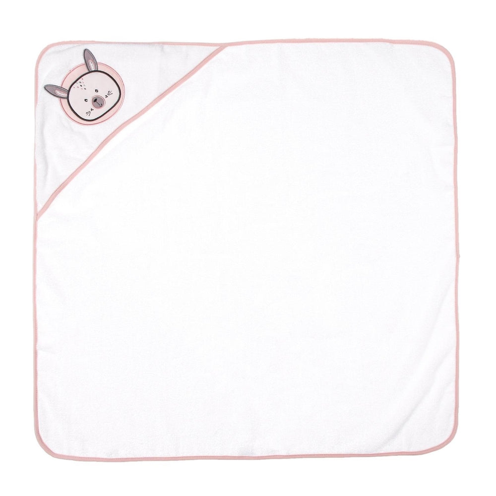 Bloom Basic Hooded Towel