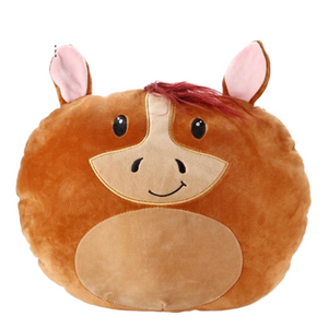 Load image into Gallery viewer, Bloom Chinese Zodiac Fun Pillow