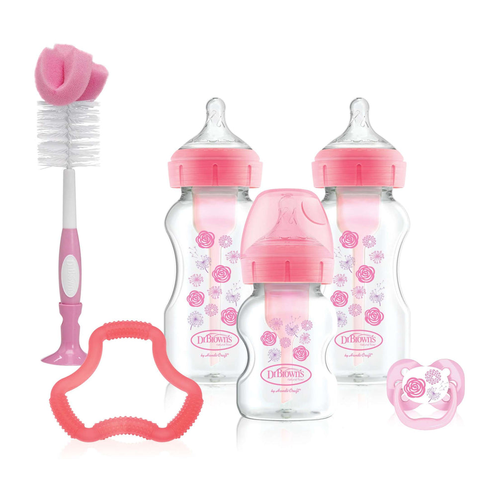 Dr. Brown's Options+ Wide-Neck Bottle Gift Set