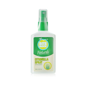 Bite Block Naturals Insect Repellent Citronella Spray 100ml