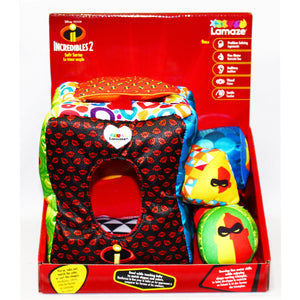 Load image into Gallery viewer, Lamaze Incredibles 2 Soft Shape Sorter