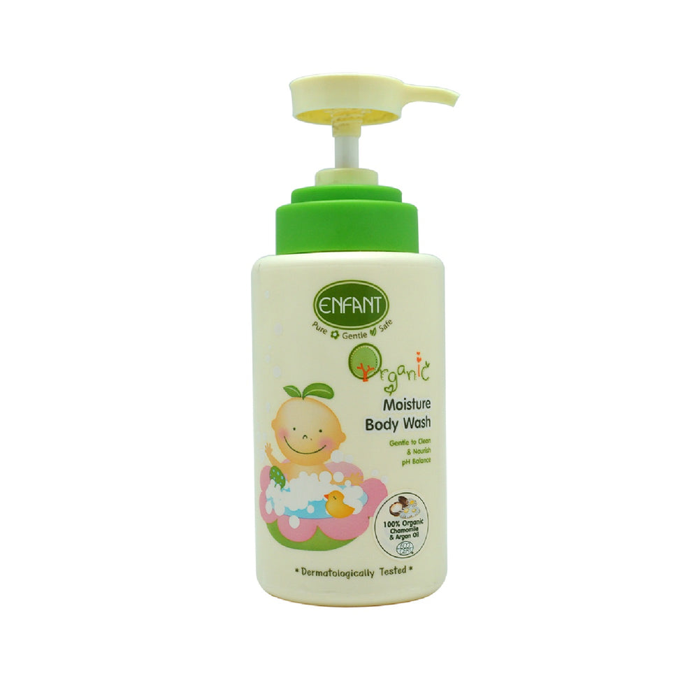 Load image into Gallery viewer, Enfant Organic Moisture Body Wash 300ml