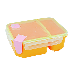 Load image into Gallery viewer, Nanny Rectangular Food Storage with Compartment 1500ml