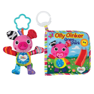 Load image into Gallery viewer, Lamaze Olly Oinker Gift Set