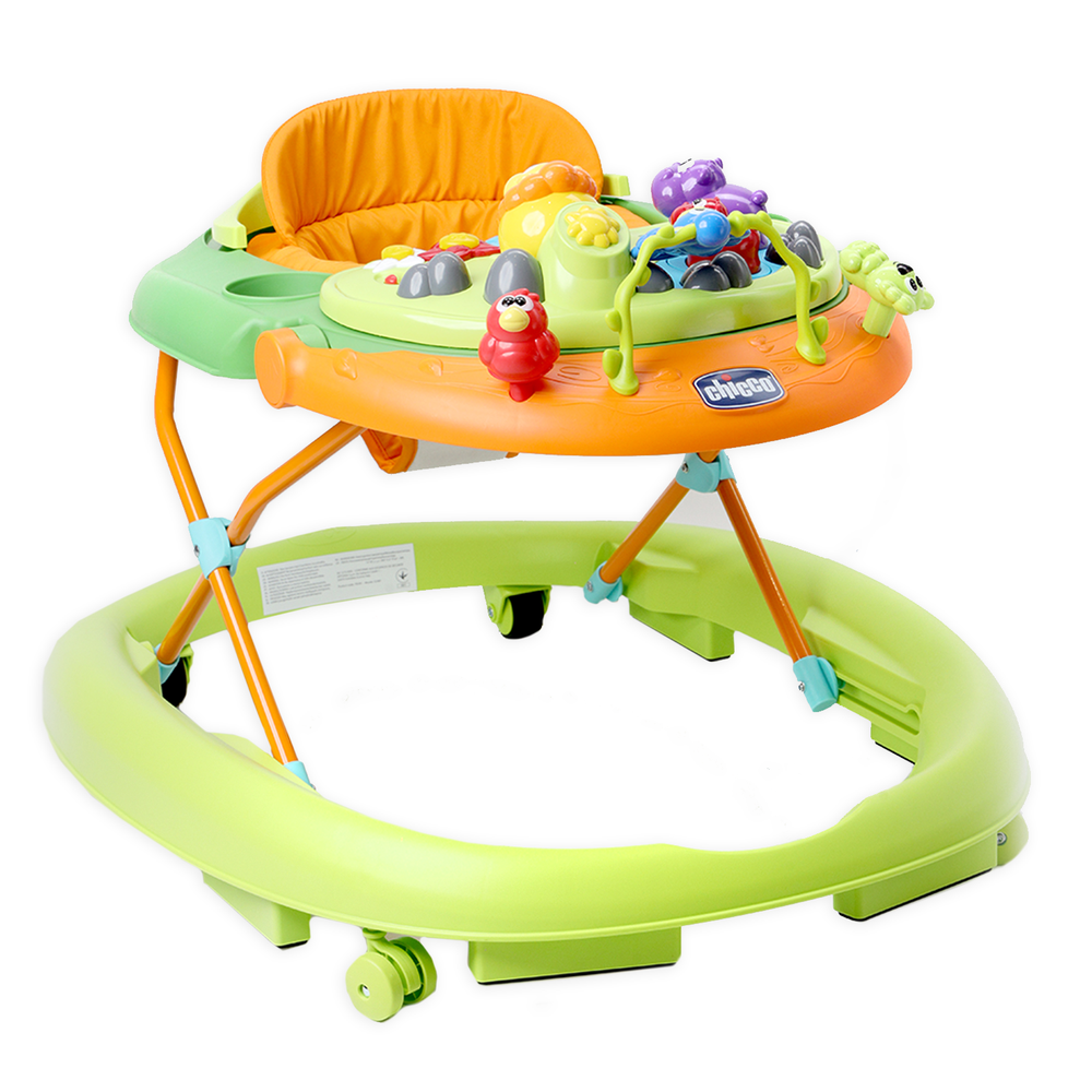 Chicco Walky-Talky Walker, Green Wave