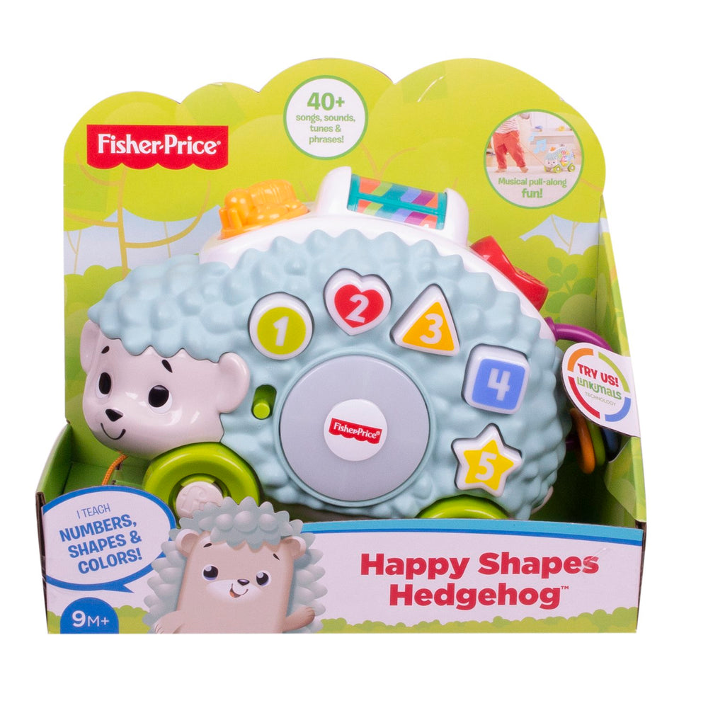 Fisher Price Linkimals Happy Shapes Hedgehog