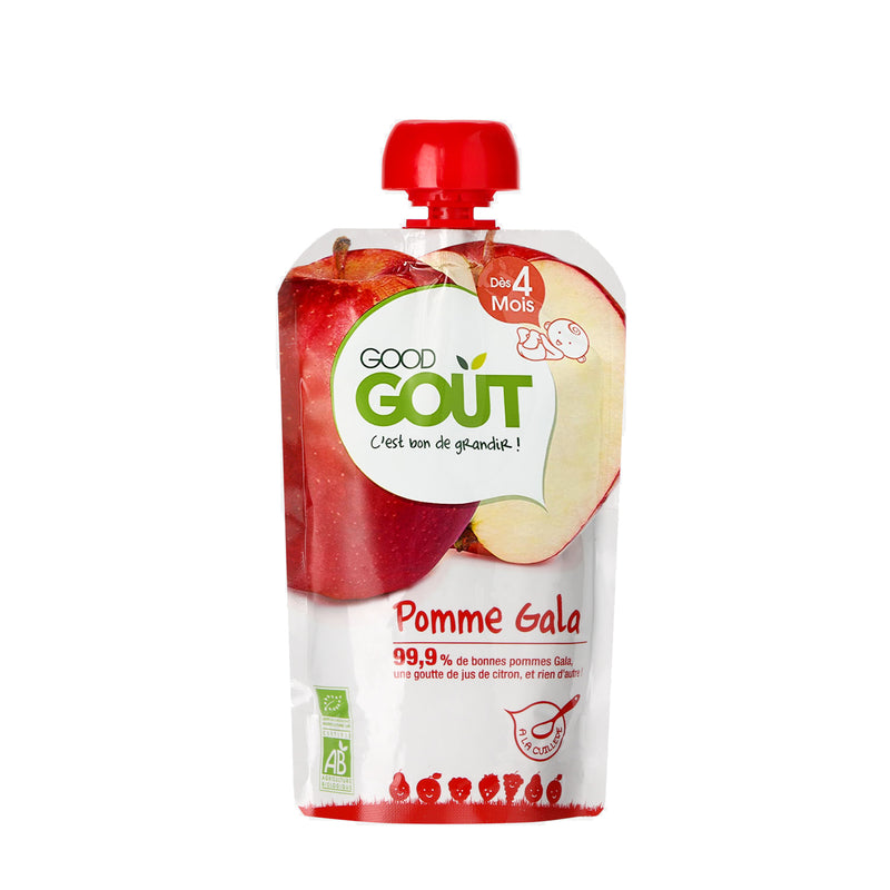Good Gout Gala Apple Puree 120grams