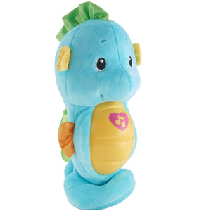 Load image into Gallery viewer, Fisher Price Soothe & Glow Seahorse
