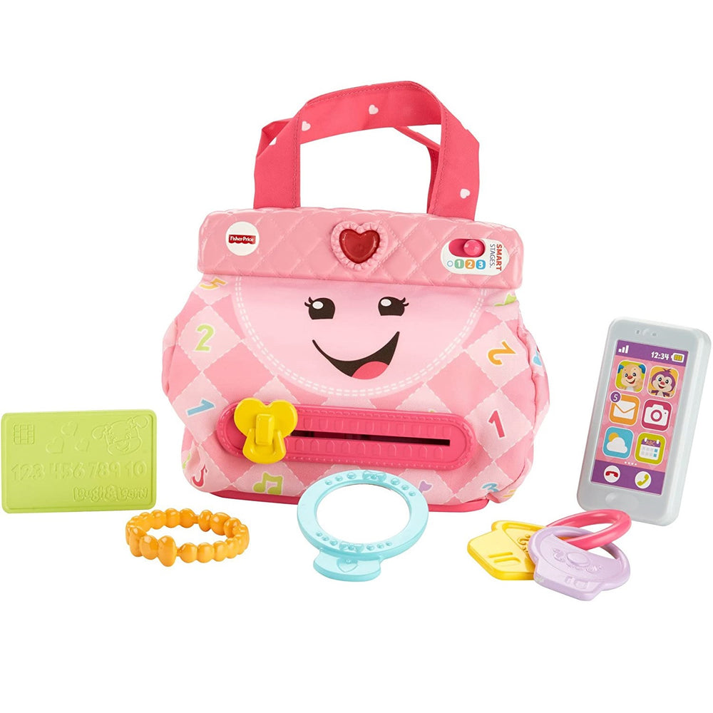 Load image into Gallery viewer, Fisher Price Laugh & Learn My Smart Purse