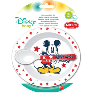 Load image into Gallery viewer, Disney Baby 2-Piece Toddler Meal Set