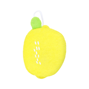 Bloom Fruit Mesh Bath Sponge