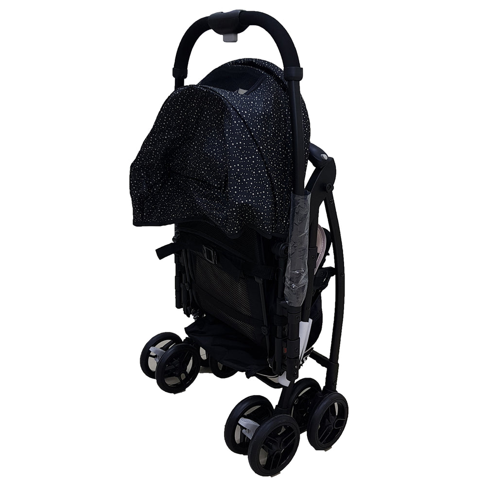 Load image into Gallery viewer, Apruva Keiryo Reversible Stroller, Black