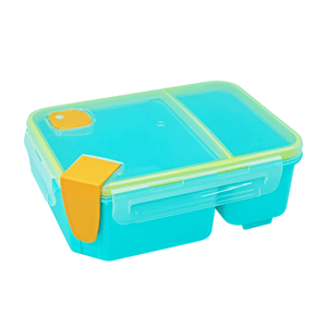 Nanny Rectangular Food Storage with Compartment 1500ml