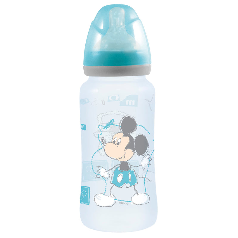 Disney Baby Wide Neck Easy Grip Bottle 360ml