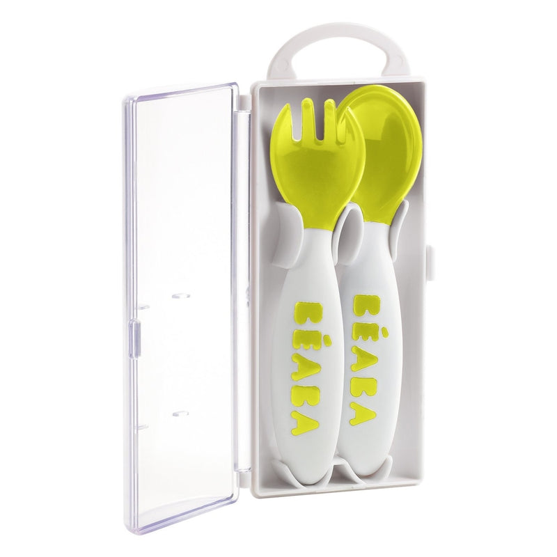Beaba 2nd Age Training Fork & Spoon