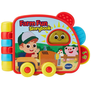 Load image into Gallery viewer, VTech Farm Fun Storybook