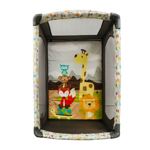 Load image into Gallery viewer, Apruva Dream N Play 28X40 Co-Sleeper, Woodland