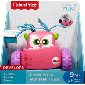 Fisher Price Press 'n Go Monster Truck