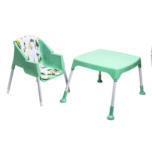 Evenflo Trilo 3in1 Convertible High Chair, Green Trees