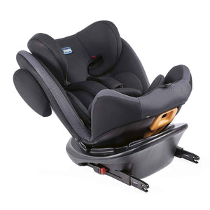 Chicco Unico Isofix Car Seat Grp 0+/1/2/3 - Jet Black
