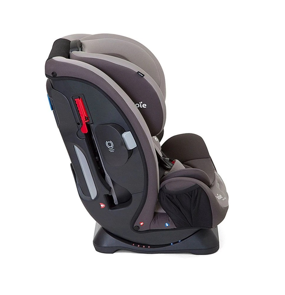 Joie Every Stage 0+/1/2/3 Car Seat, Dark Pewter