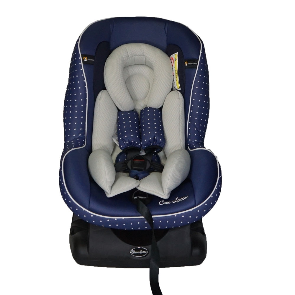 Akeeva Group 0/1/2 CS806 High Impact Car Seat - Blue