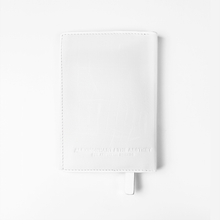 Passport Cover White