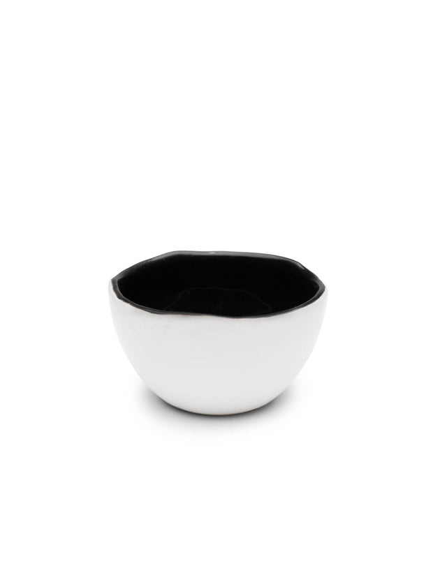 Mini Black Glazed Bowl