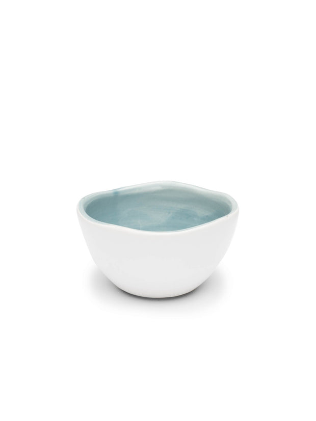 Mini Duck Egg Blue Glazed Bowl