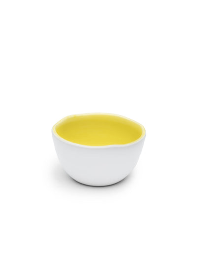 Mini Lemon Glazed Bowl