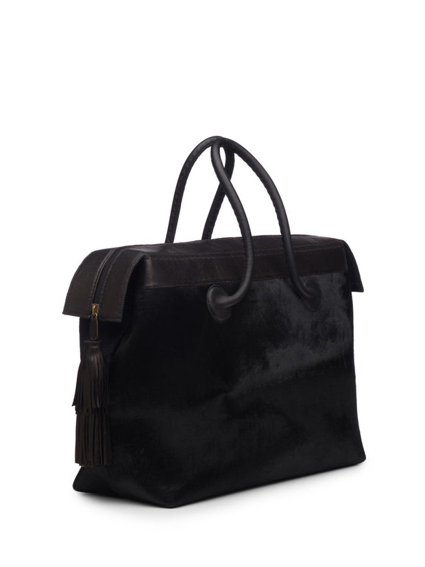 Black Pony Weekend Bag