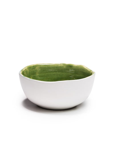 Small Green Glazed Bowl