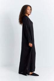 Black Fez Dress