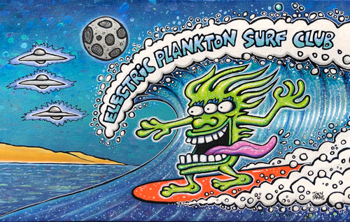 Electric Plankton Surf Club