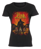 T-shirt «Wild North West» official album shirt - Girlie
