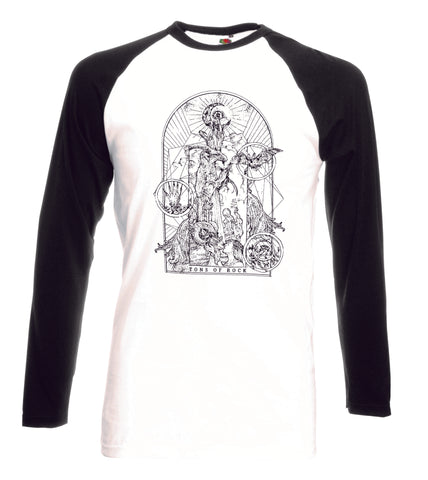Tons of Rock - Goat Longsleeve