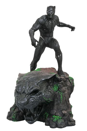 Black Panther Movie Marvel Milestones Statue Black Panther 36 cm