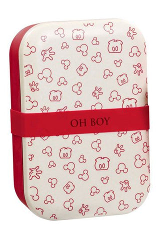 Disney Bamboo Lunch Box Oh Boy