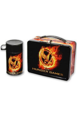 The Hunger Games Movie: Lunchbox Mockingjay