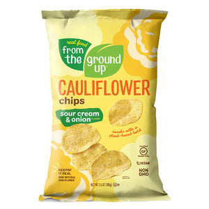 CAULIFLOWER CHIPS