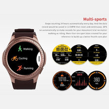 Load image into Gallery viewer, Professional Sports Smart Watch Quad Core